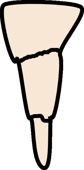294x589 Stalactite Starter Clip Art