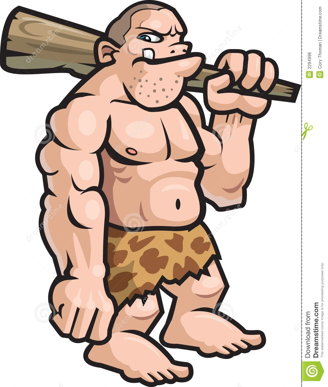 1104x1300 Caveman Cartoon Clipart