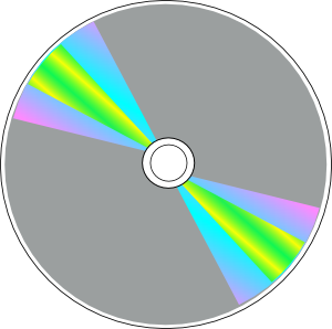 300x298 Disc Clip Art