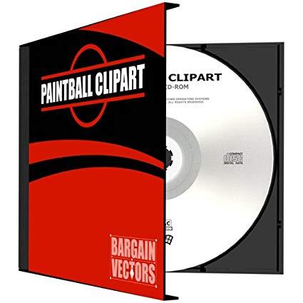 425x425 Paintball Clipart Vinyl Cutter Plotter Clip Art Images