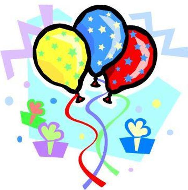 600x605 Celebration Clip Art Free Clipart Images 4