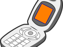 220x165 Cell Phones Clipart Cell Phone Clipart Clipart Panda Free Clipart