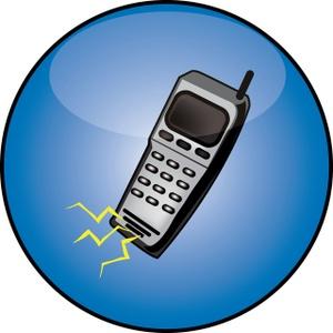 300x300 Cell Phone Clipart Clipart Panda
