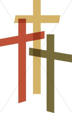 248x388 Clipart Of The Cross