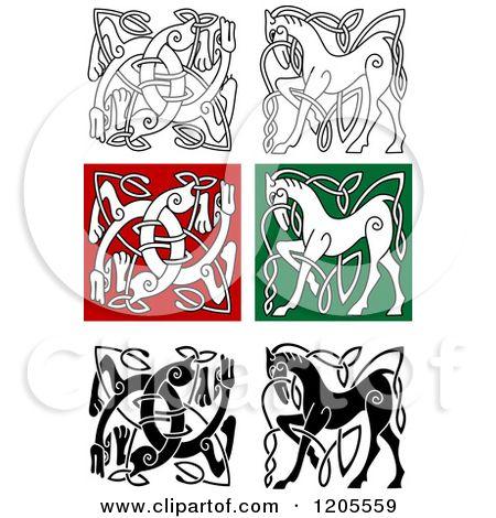 450x470 Celtic Knot Clipart Viking