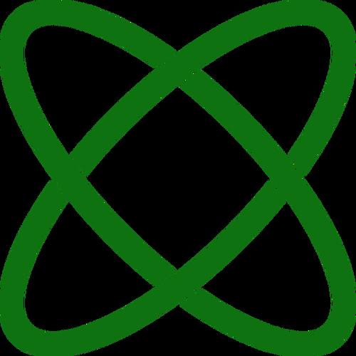 500x500 1166 Celtic Heart Knot Clipart Public Domain Vectors