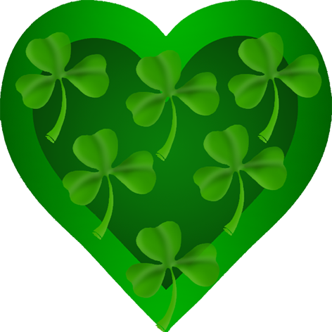 472x472 St Patrick's Day Clipart