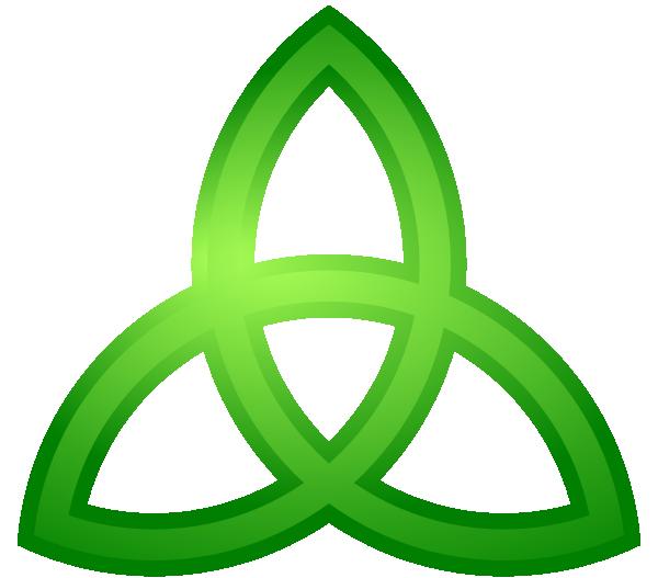 600x527 Trinity Celtic Charmed Clip Art