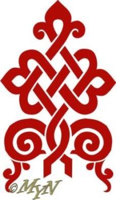 230x398 Celtic Corner Border Patterns Images About Celtic Designs