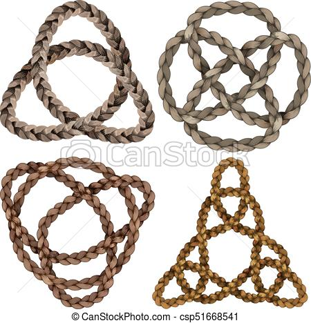 450x468 Celtic Knot Set, Eps10 Vector Graphics Eps Vector