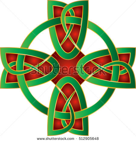 450x470 Irish Cross Clip Art Clipart Collection