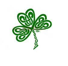227x222 Celtic Knot Clipart Shamrock