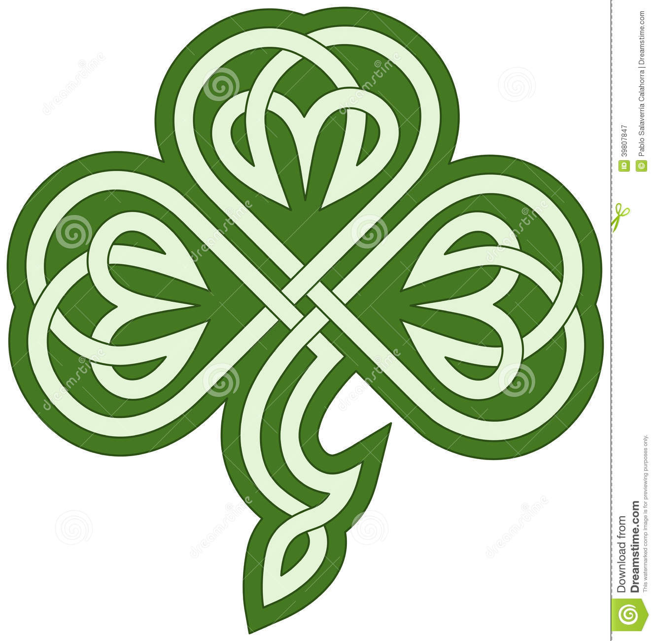 1329x1300 Celtic Knot Clipart Shamrock Free Collection Download And Share