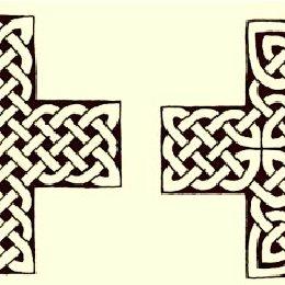 260x260 Celtic Knot Designs. Download Scientific Diagram