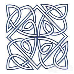 236x236 Navy Gray Celtic Knot Clip Art Celtic Knots Celtic