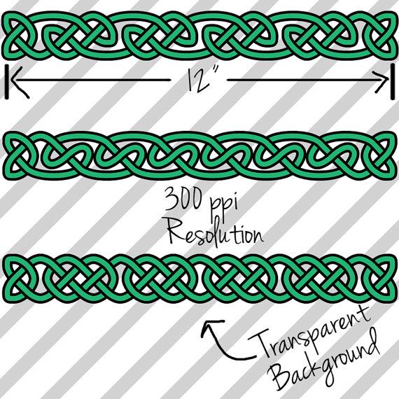 570x570 Celtic Borders Clip Art Transparent, High Resolution Png Files
