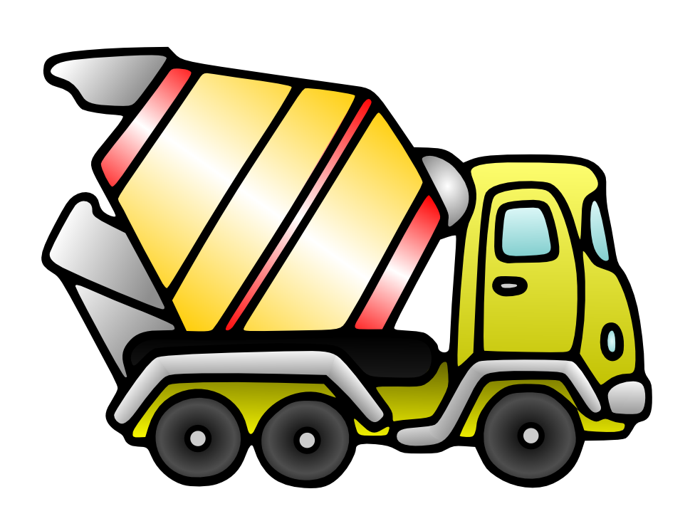 976x739 Free Domain Cement Mixer Clip Art On The Go!