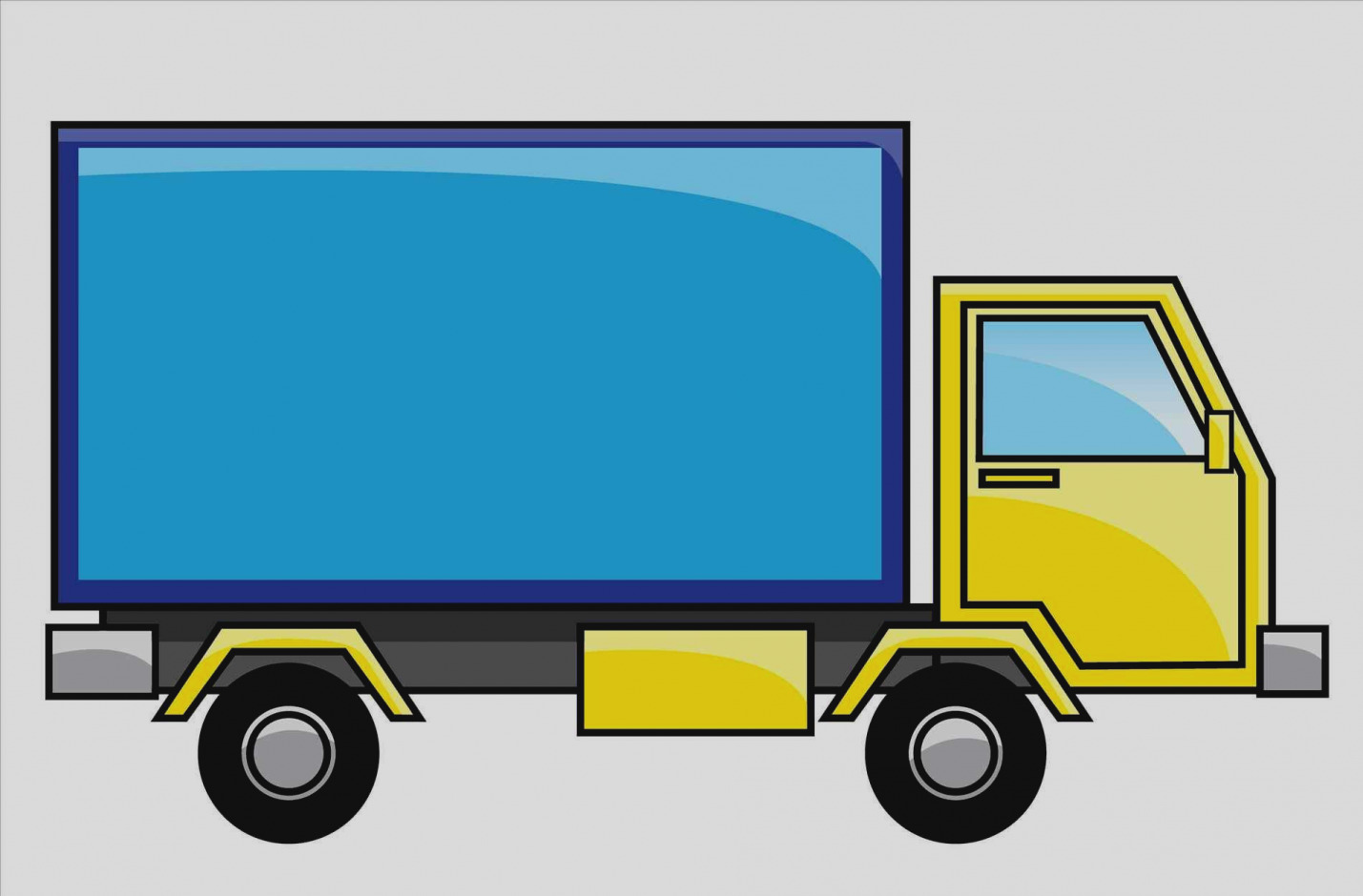 1429x940 Great Of Clip Art Truck Clipart Panda Free Images