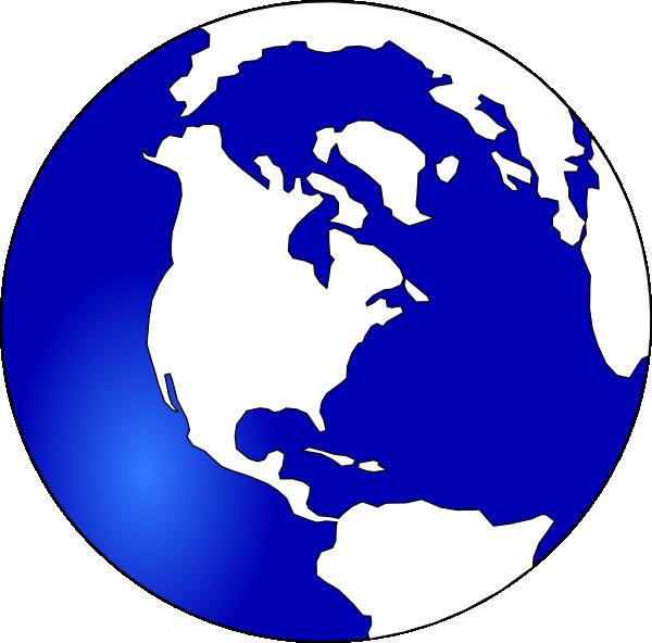 600x592 Cerberus Solutions Globe Clip Art