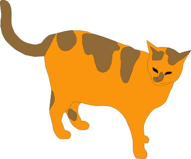 384x321 Cats Clip Art Download