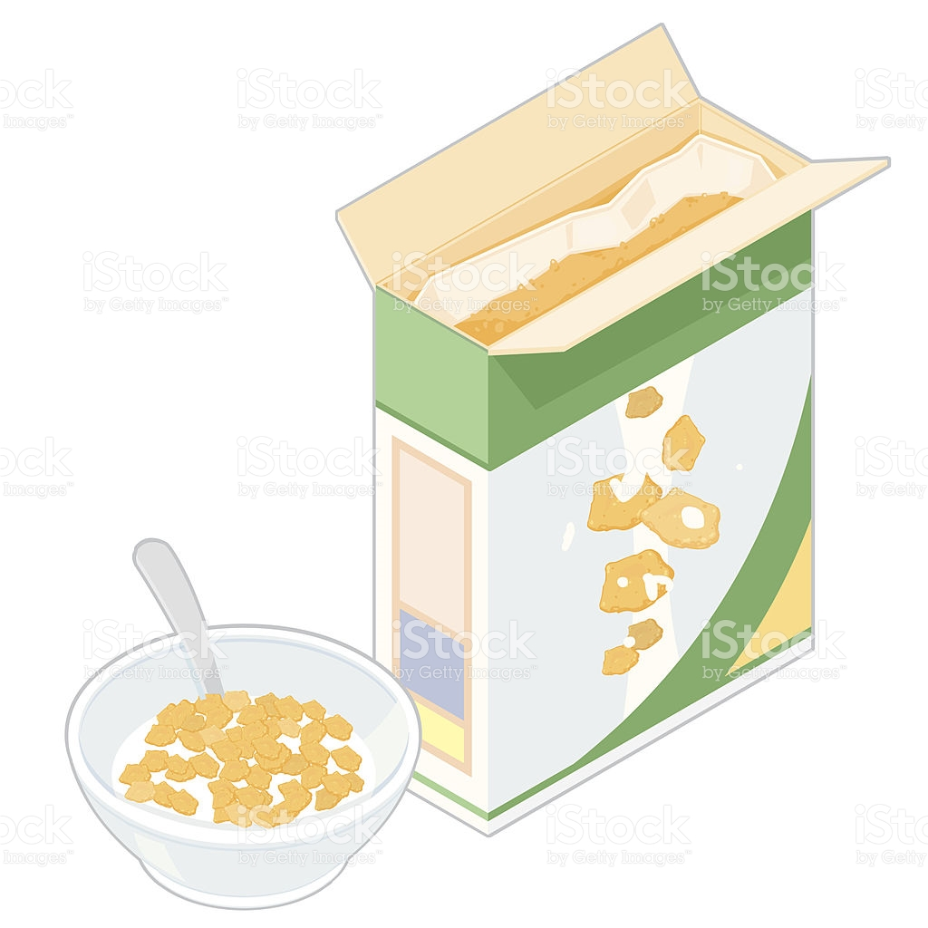 1024x1024 Bowl Clipart Cereal Box 3093535