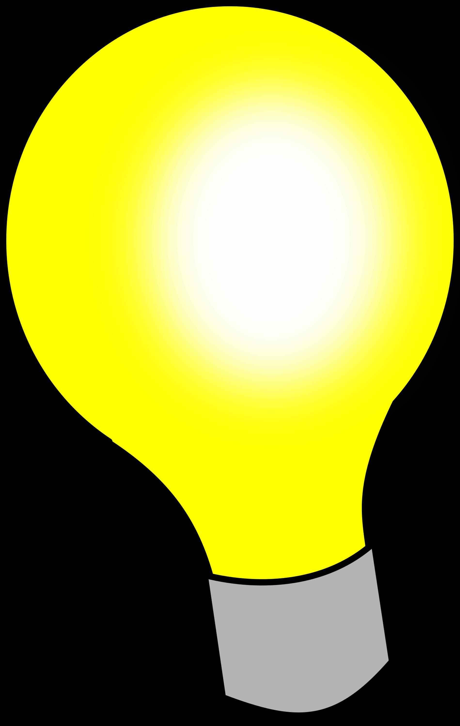 1899x3001 Cfl Light Bulb Clip Art. Simple The Led Lamp Icon Lamp And Bulb