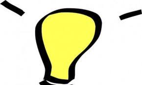 290x175 30 Elegant Light Bulb Clip Art Gif