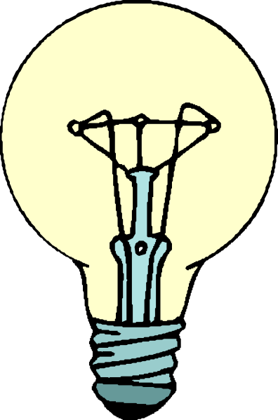 396x599 Cfl Light Bulb Clip Art Clipart Cliparts For You