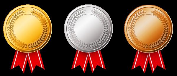 600x259 Medal Clipart Clip Art