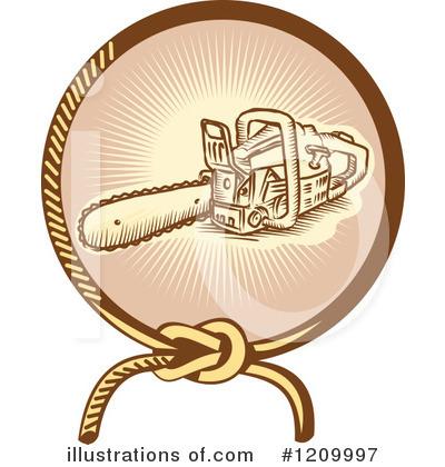 400x420 Chainsaw Clipart