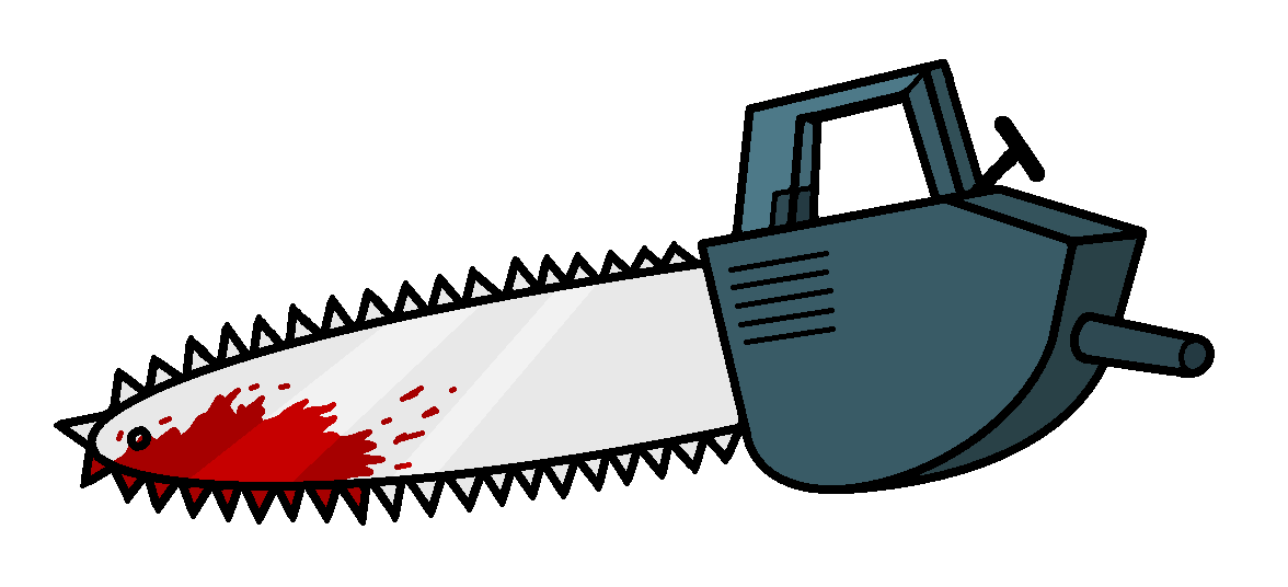1176x536 Headless Leni's Chainsaw Massacre By Miigz03