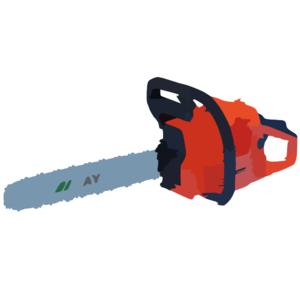 300x300 Chain Saw Clip Art