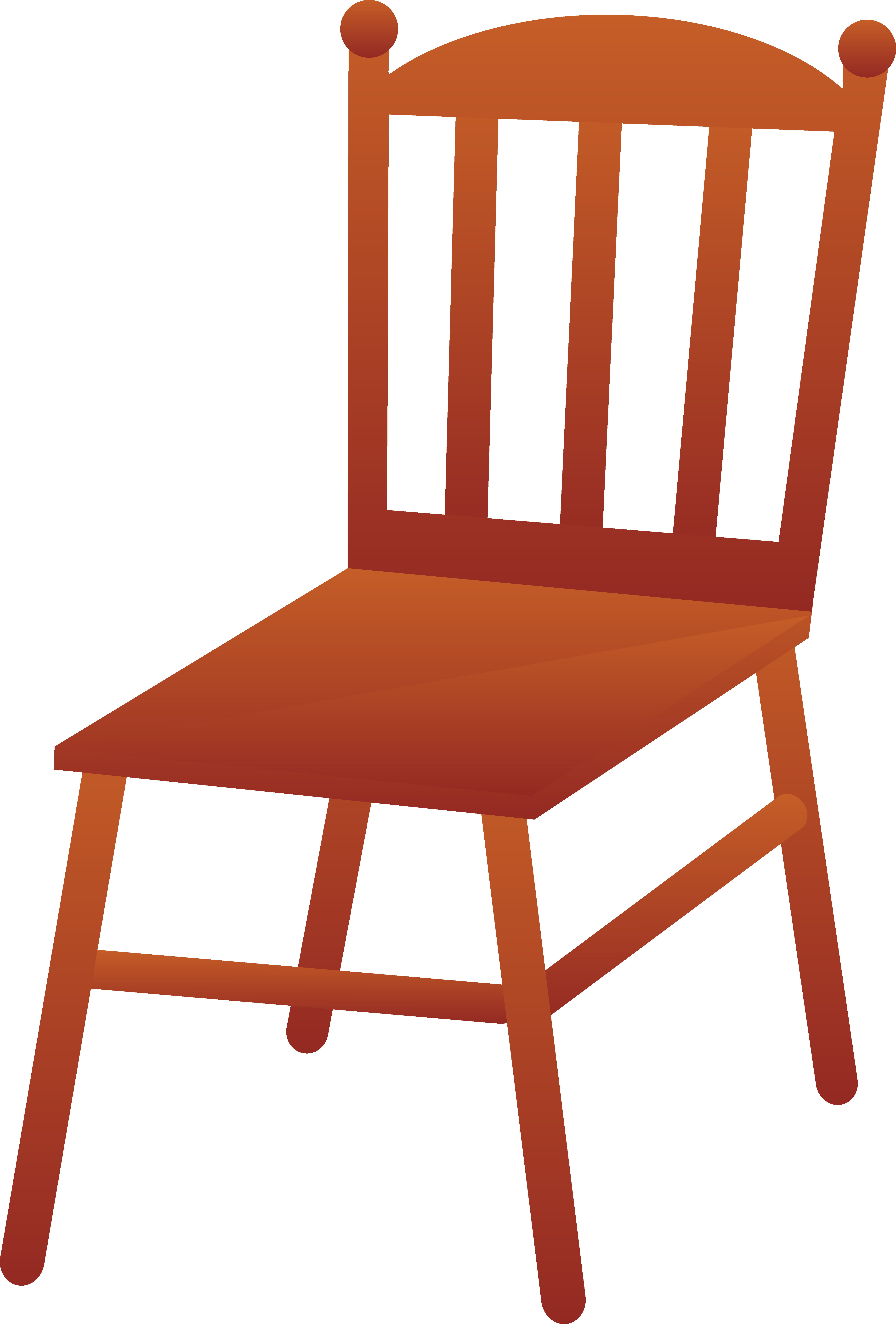 5534x8175 Brown Wooden Chair