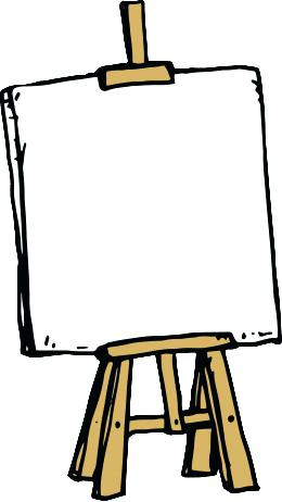 260x462 Board Clip Art Math Teacher Writing Expression On Classroom Chalk