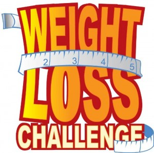 300x298 Weight Loss Challenge Clipart
