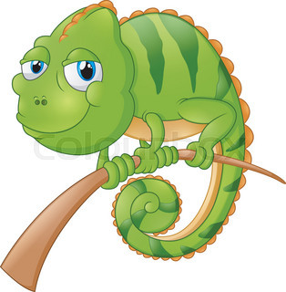 314x320 Adorable Clipart Chameleon Free Collection Download And Share