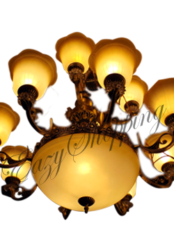 250x350 Chandelier 2374 Eazy Shopping