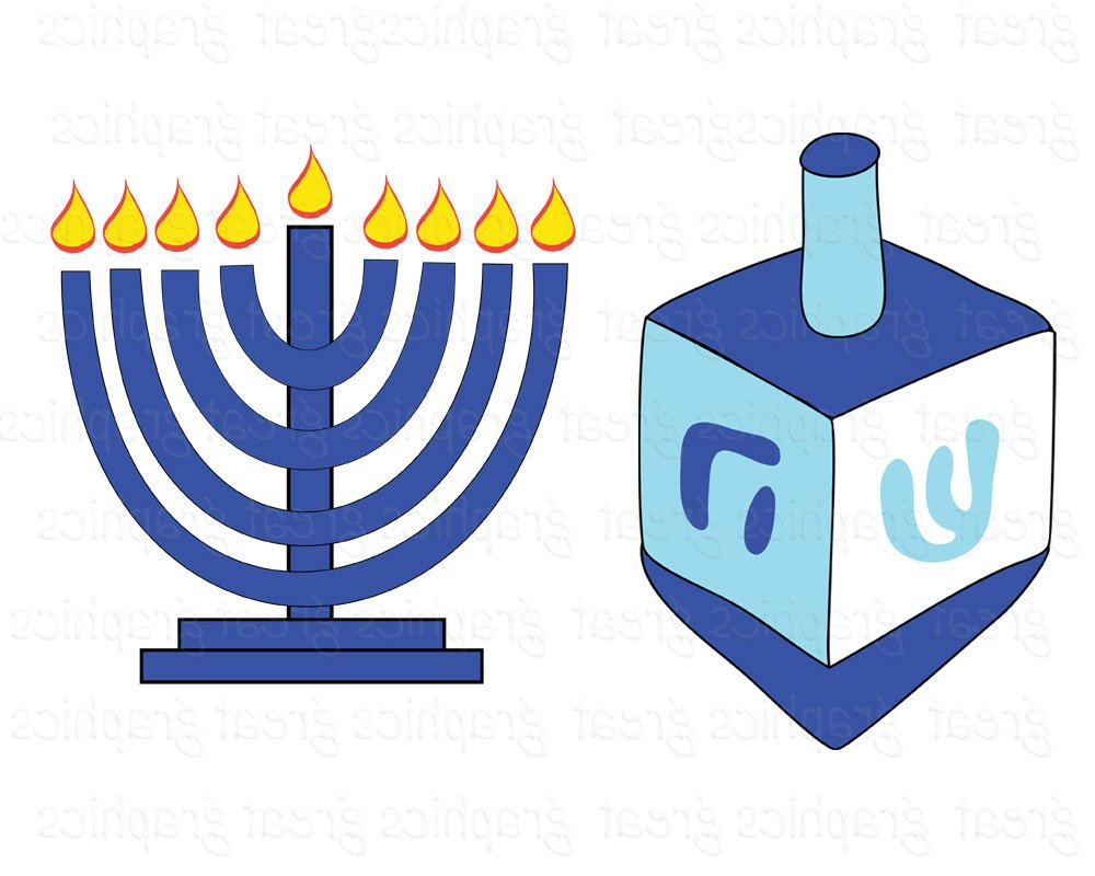 1000x800 Free Hanukkah Clip Art Many Interesting Cliparts