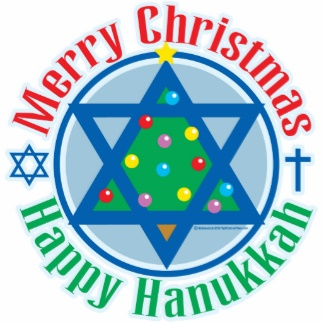 324x324 Christmas And Hanukkah Clip Art