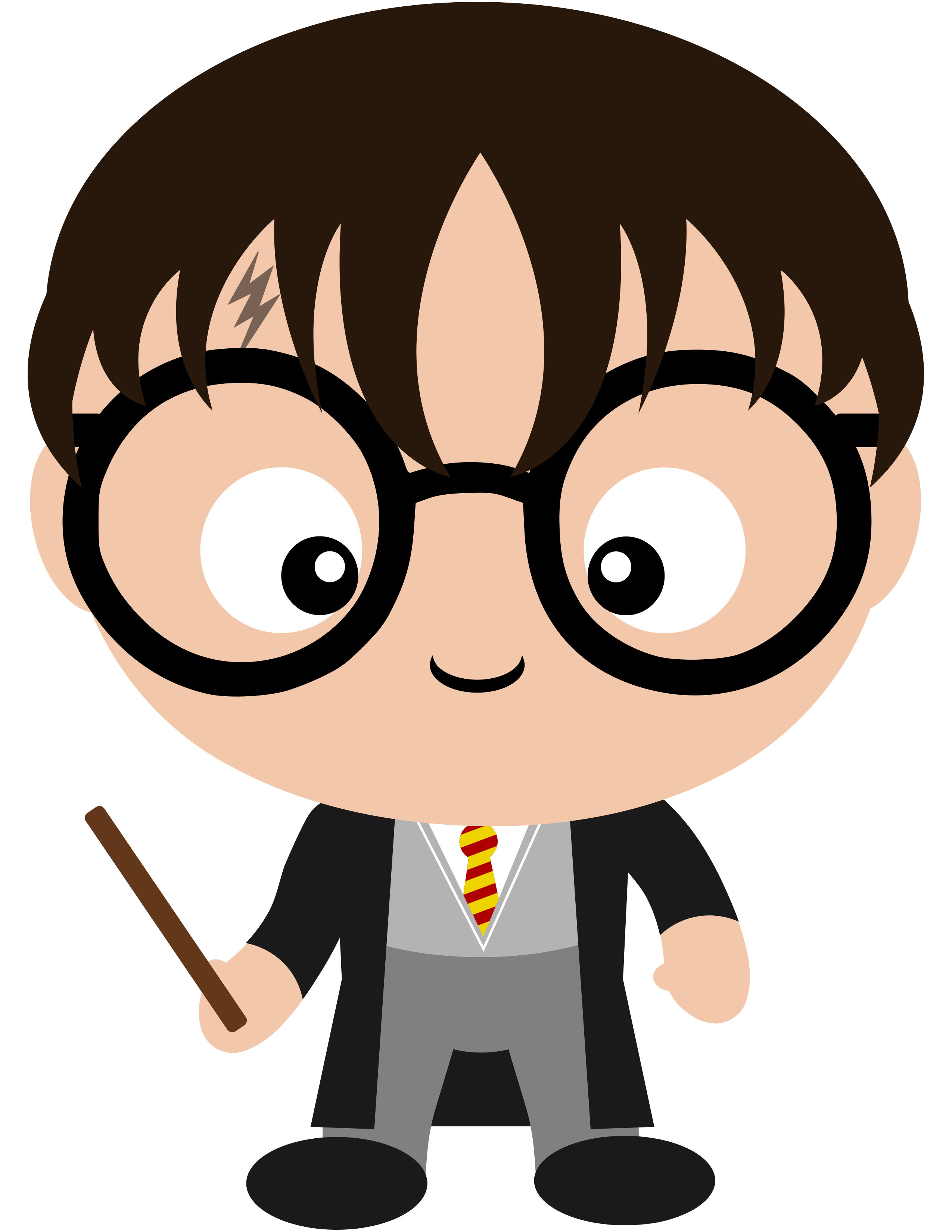 2550x3300 The One And Only, Harry Potter. The World Will Ever Be The Same