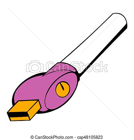 450x470 Electronic Cigarette Charger Icon Cartoon. Electronic Clip Art
