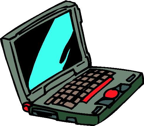 490x428 Laptop Clip Art Image Clipart Panda