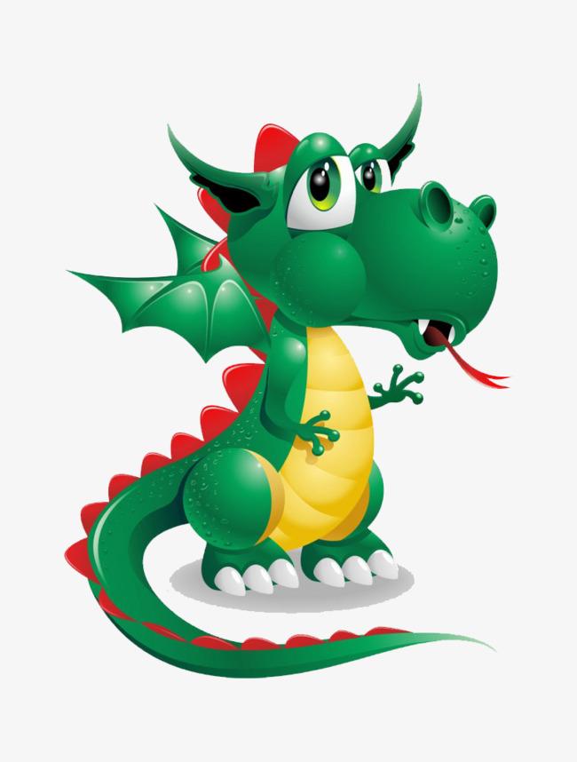 650x858 Cartoon Green Dinosaur, Green Dinosaur, Charizard, Small Wings Png