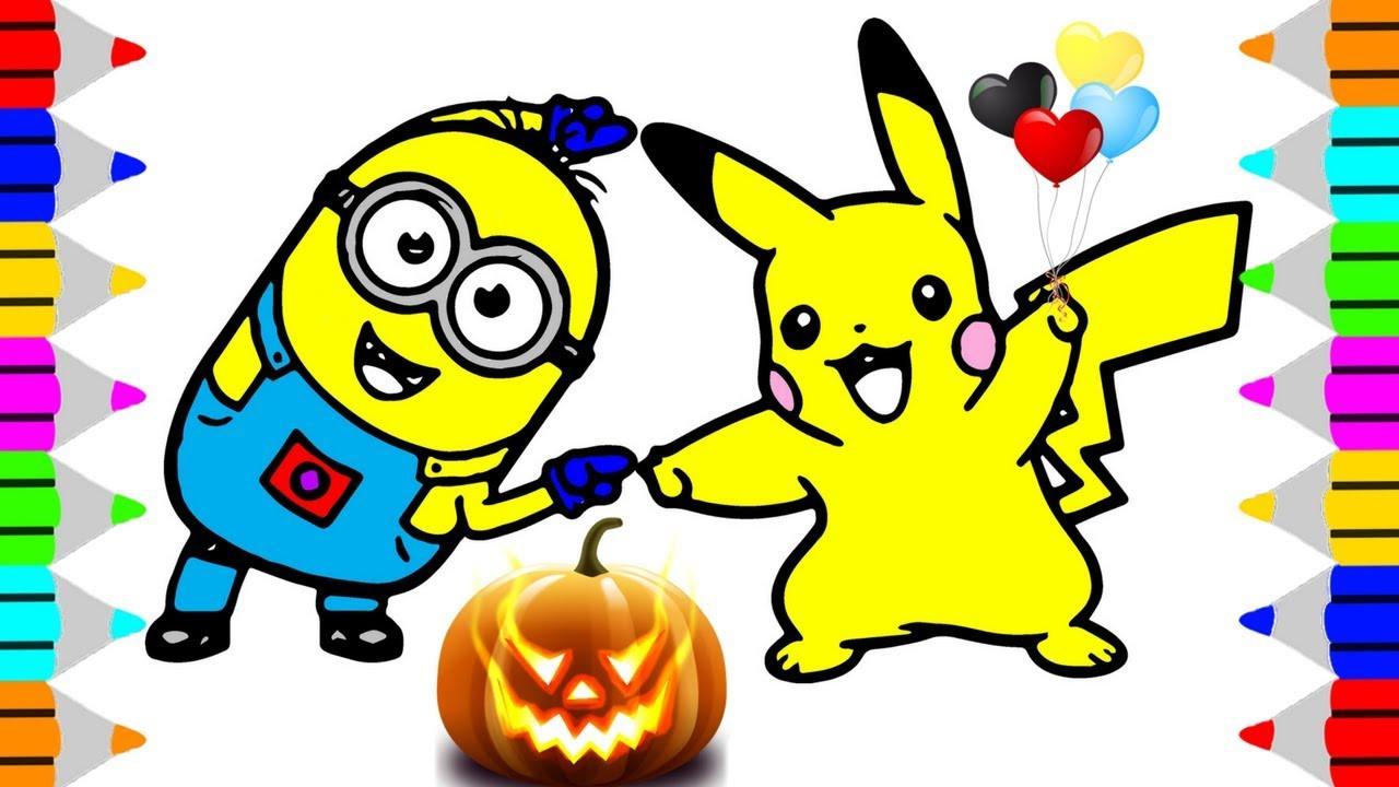 1280x720 Pokemon Coloring Pages Printable Fresh Printable Halloween