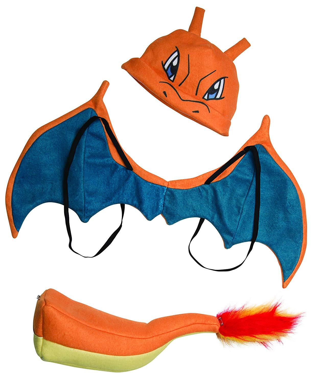 1233x1500 Rubie's Costume Pokemon Charizard Child Costume Kit