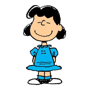 300x300 Charlie Brown Character Lucy Van Pelt