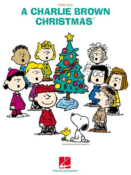 435x580 A Charlie Brown Christmas (Piano Solo) Archambault