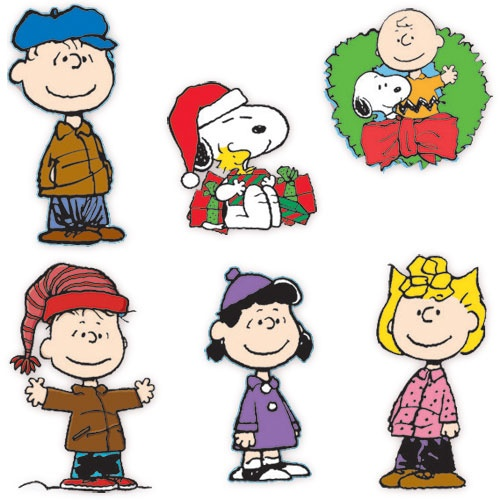 500x500 Charlie Brown Merry Christmas Clip Art Merry Christmas Amp Happy