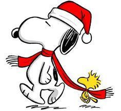 236x218 Christmas Snoopy Clipart