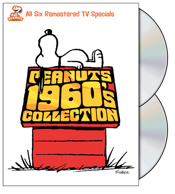 600x664 Peanuts 1960's Collection Dvd Review Collider Collider